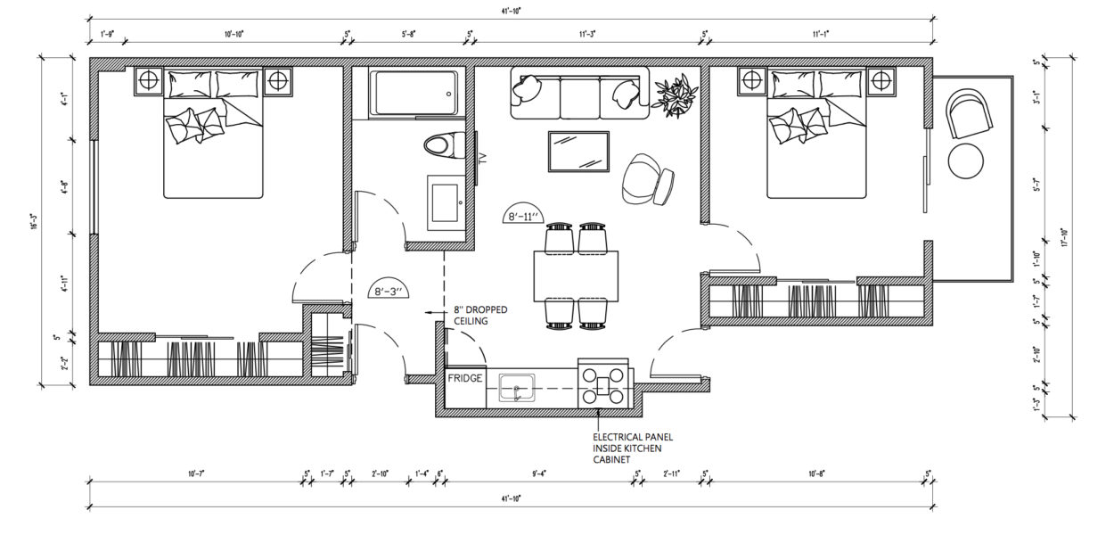 Floor plans 140 RUE LAFLEUR (2)